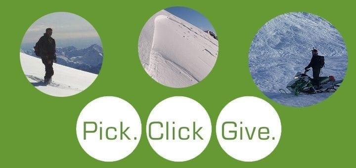 Pick Click Give AAIC